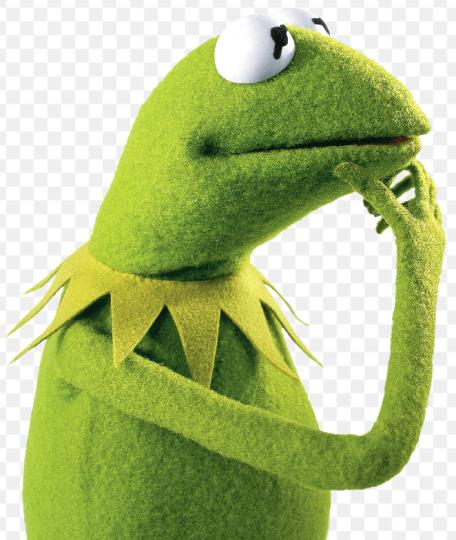 thinking frog