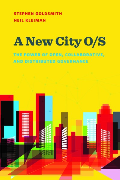 A new city operating system cover Goldsmith